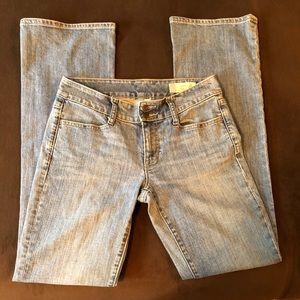 GAP Curvy Stretch Jeans - Boot Cut